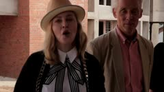 Corte de Malaui autoriza a Madonna adoptar a niñas gemelas