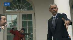 Recuerdos de una tarde de rap entre Obama y Lin-Manuel