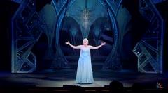 Espectacular el musical de Frozen en un barco de Disney