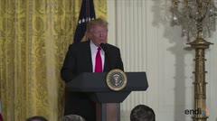 Trump anuncia otro decreto migratorio la próxima semana