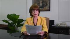 Celeste Freytes se dirige a la comunidad universitaria tras su renuncia