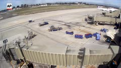 Harrison Ford tiene percance en aeropuerto de California
