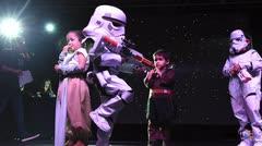 Los fanáticos se lucen en el evento Star Force - The Fan Fest