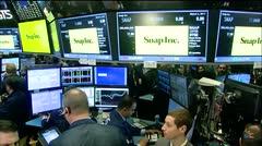 Snapchat debuta en Wall Street