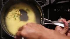 Receta del día: polenta
