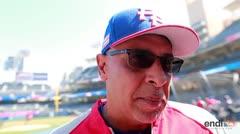Edwin Rodríguez analiza las fortalezas del equipo de Estados Unidos