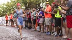 Miden su fuerza en el Ironman de Puerto Rico