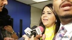 Mari Tere González asegura estar tranquila ante el pleito judicial