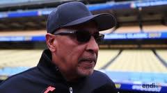 Dirigente del Equipo Nacional retomaría su carrera en las Grandes Ligas