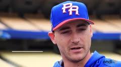 Seth Lugo promete dar el máximo por Puerto Rico
