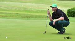 El primer día del Puerto Rico Open de Golf