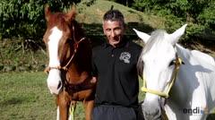 Aliento de vida con el uso de terapia de caballos