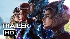 """Tráiler de la nueva película """"Power Rangers"""""""