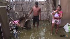 Sube la cantidad de muertos por fuertes lluvias en Perú