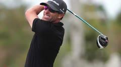 Golfistas se enfrentan en la tercera ronda del X Puerto Rico Open