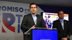 Rosselló reacciona a las declaraciones de O'Neill de acogerse a la quinta enmienda