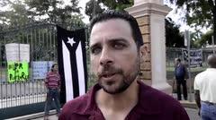 Profesores solidarios con los universitarios llegan hasta la UPRRP