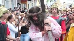 Las tradiciones religiosas de Semana Santa llegan al Viejo San Juan