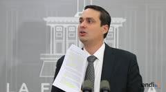 Ramón Rosario reacciona a las enmiendas del plebiscito