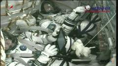Cohete Soyuz despega hacia la Estación Espacial Internacional