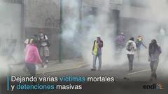 Oposición venezolana desafía al gobierno en las calles