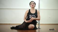 """Comparten los beneficios físicos y emocionales del """"pole dancing"""""""
