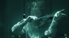 Música bajo el agua