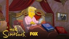 Los primeros 100 días de Trump, según Los Simpsons
