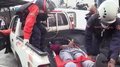 Suman 28 los muertos en protestas opositoras en Venezuela