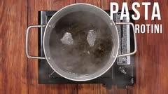 Receta del día: pasta con salsa pesto de espinaca