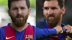 Tan parecido que engaña: el 'gemelo' iraní de Messi