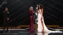 """Miss USA 2017 considera que la atención médica es un """"privilegio"""""""