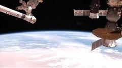 Astronautas captan el polvo del Sahara