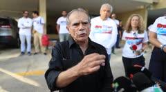 Oscar López Rivera da gracias al pueblo por luchar  por su excarcelación