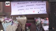 Homenajes y flores para las víctimas del ataque de Manchester