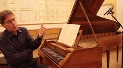 Robert Levin toca a Mozart en el piano
