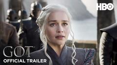"""Tráiler de la séptima temporada de la serie """"Game of Thrones"""""""