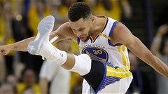 Los mejores momentos del primer partido de la final de la NBA