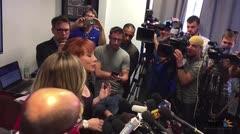 Kathy Griffin dice que el presidente quiere arruinar su vida
