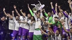 Gana Real Madrid la Liga de Campeones