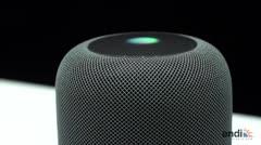 """""""HomePod"""", el nuevo altavoz inteligente de Apple"""