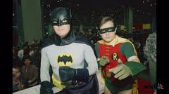 Pow! Wow! Se murió el Batman de TV