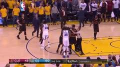 Revive el juego del triunfo de los Warriors de Golden State