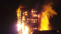 Informan sobre la cifra estimada de muertos en incendio de Londres