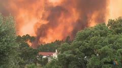Incendios forestales en Portugal están bajo control