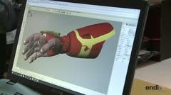 Niños superhéroes, gracias a prótesis impresas en 3D