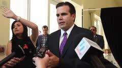 Ricardo Rosselló afirmó que usará cualquier mecanismo para frenar las exigencias de la Junta