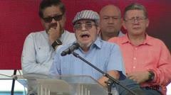 """""""Adiós a las armas"""", dice líder de las FARC"""