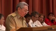 Castro advierte sobre retroceso en relación Cuba-Estados Unidos