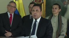 """Venezuela advierte a Estados Unidos que Constituyente """"va"""" pese a amenazas"""